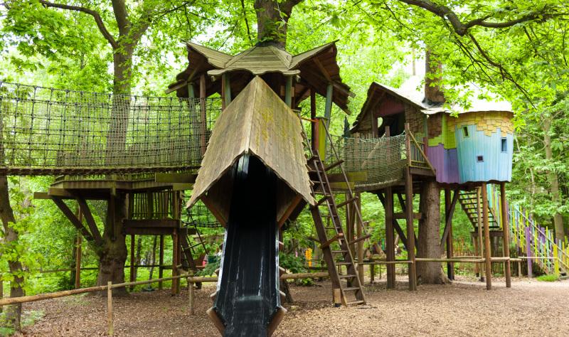 BeWILDerwood Norfolk Adventure Park