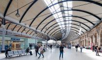 Newcastle Train Station