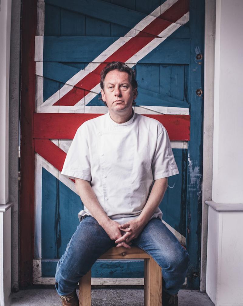 Meet Tim Bouget, Chef-Proprietor at ODE True Food