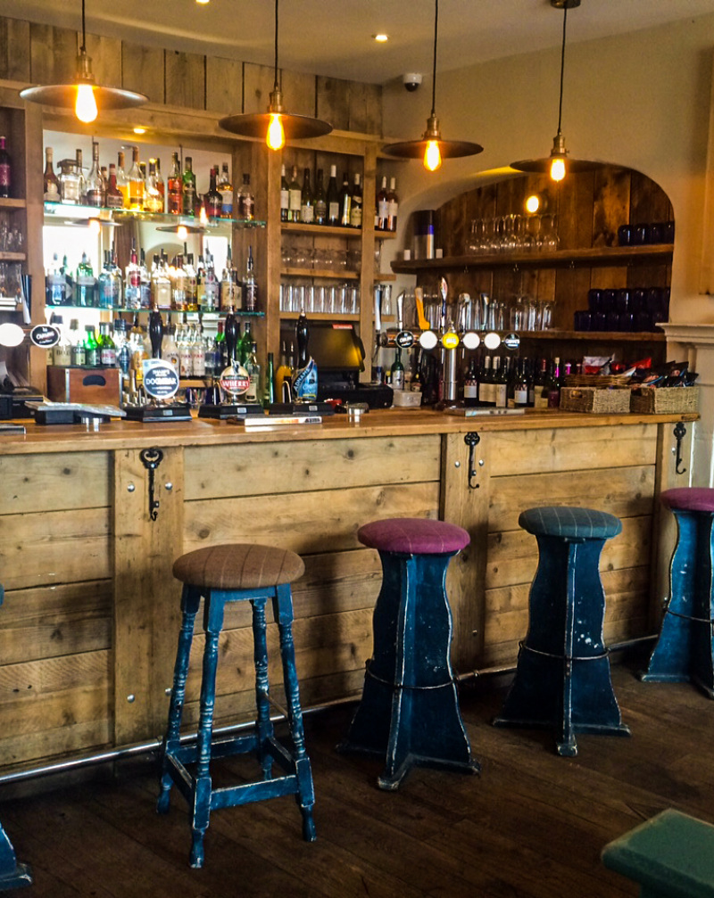 Perfect partners – coastal walks and cosy pubs