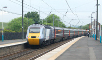 Alnmouth Train Station