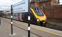 Berwick-upon-Tweed Train Station