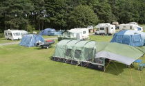 Dunstan Hill Camping and Caravanning Club Site