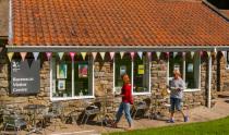 National Trust Ravenscar Visitor Centre